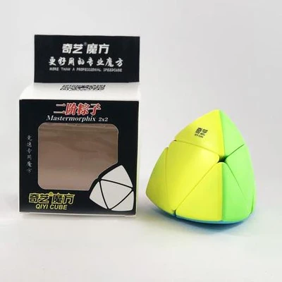 Verseny Rubik Kocka QiYi 2x2x2 Mastermorphix cube - ZongZi