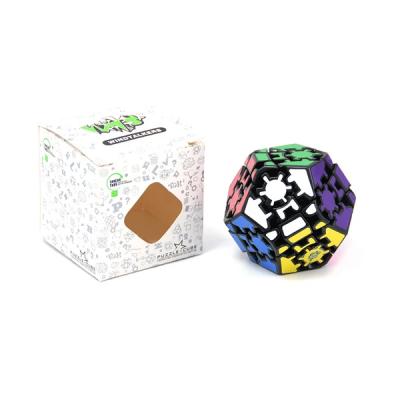 Verseny Rubik Kocka Lanlan 3x3x3 Gear Dodecahedron Megaminx cube
