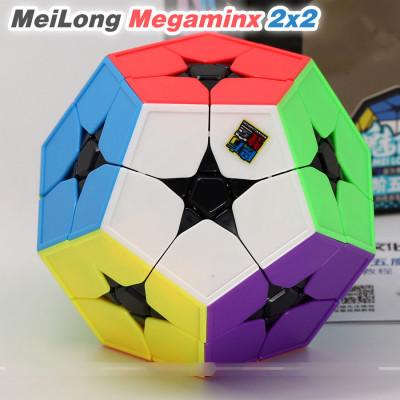 Verseny Rubik Kocka Moyu Megaminx 2x2 Cube - MeiLong