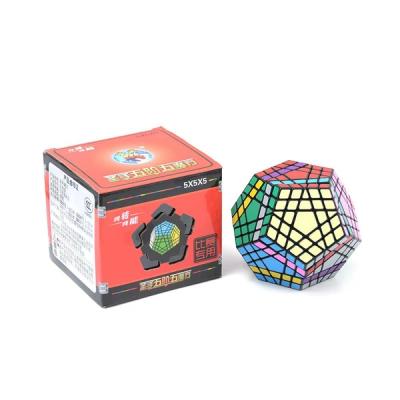Verseny Rubik Kocka ShengShou megaminx cube - Gigaminx 5x5