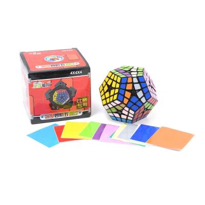 Verseny Rubik Kocka ShengShou megaminx cube - Kilominx 4x4