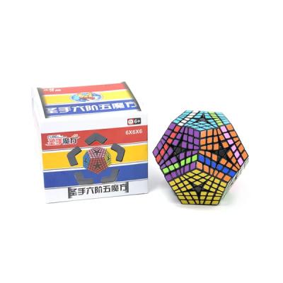 Verseny Rubik Kocka ShengShou megaminx cube - MegaMinx 6x6