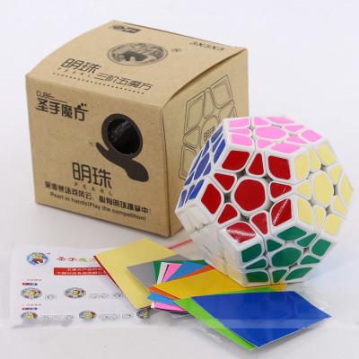 Verseny Rubik Kocka ShengShou Megaminx Cube - Pearl