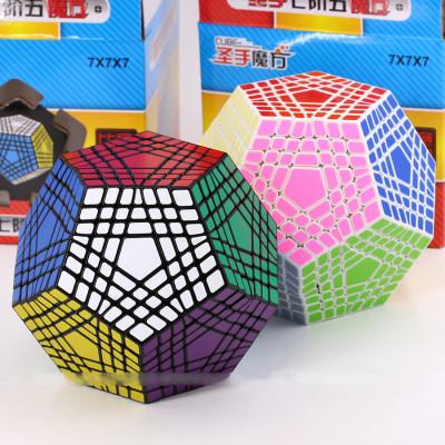Verseny Rubik Kocka ShengShou megaminx cube - TeraMinx 7x7
