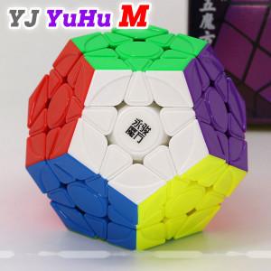 Verseny Rubik Kocka YongJun magnetic Megaminx cube - YuHu M