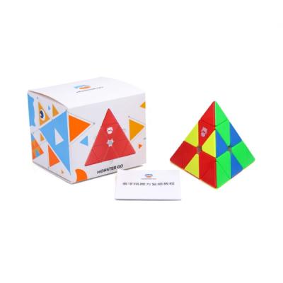 Verseny Rubik Kocka GAN Monster Go Pyraminx cube