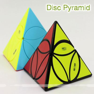 Verseny Rubik Kocka QiYi Coin Tetrahedron