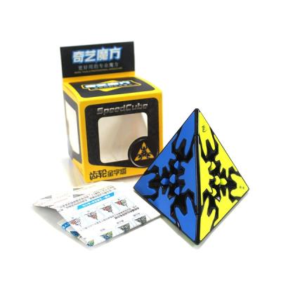 Verseny Rubik Kocka QiYi cube 4-Axle Gear Pyraminx
