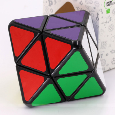 Verseny Rubik Kocka LanLan 4axis Skewb Diamond Octahedron
