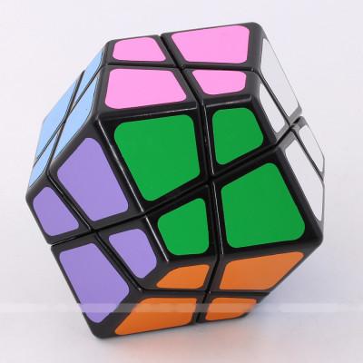 Verseny Rubik Kocka LanLan 4axis Skewb Rhombic Dodecahedron