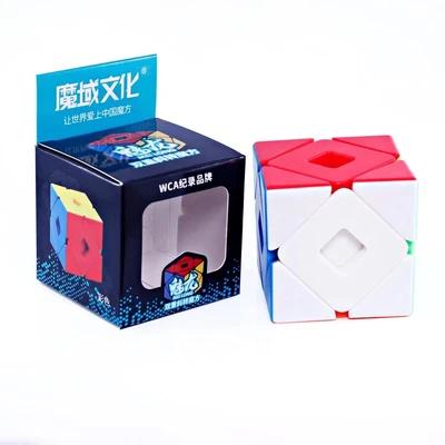 Verseny Rubik Kocka Moyu MeiLong cube - Skewb Double