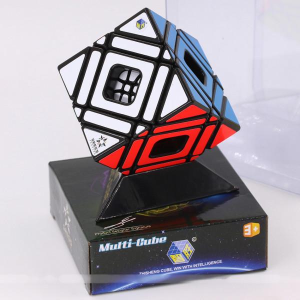 Verseny Rubik Kocka YuXin 5x5 Skewb Multi cube